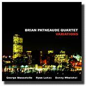 Brian Patneaude Quartet - Variations